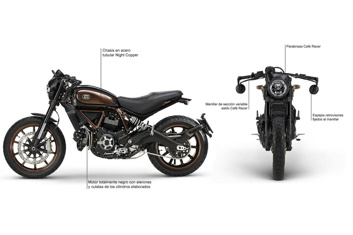 Ducati Scrambler Italia Independent Looks Truly Sweet - autoevolution