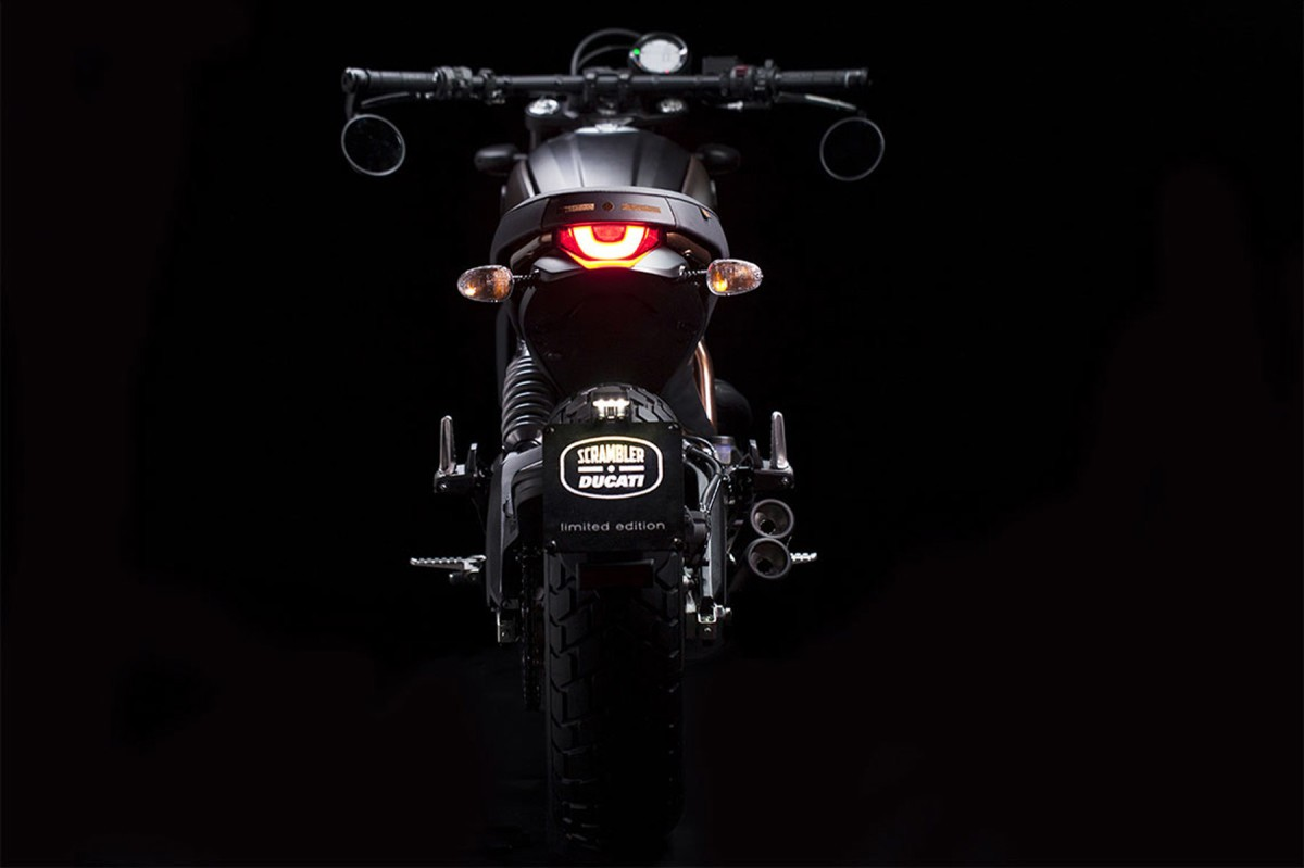 Ducati Scrambler Italia Independent Looks Truly Sweet