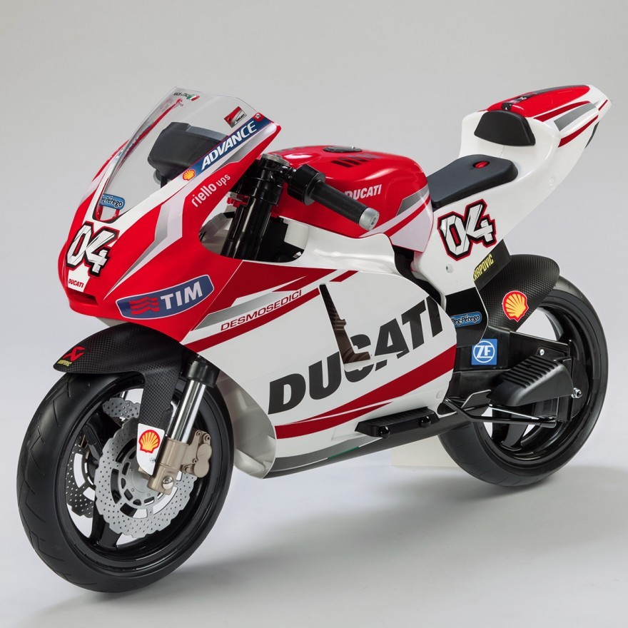Ducati Shows Awesome Electric Motorcycle Line-Up... For Kids ...