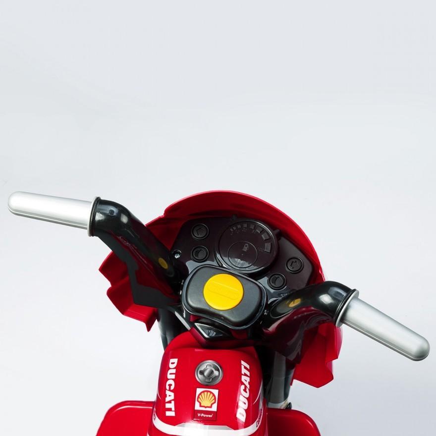 Ducati singles electrical