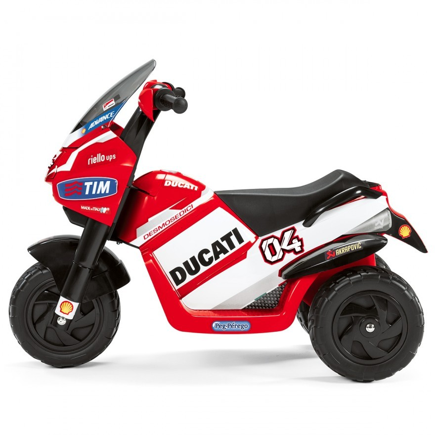 Ducati shows awesome electric motorcycle line up for for Electric motors for kids