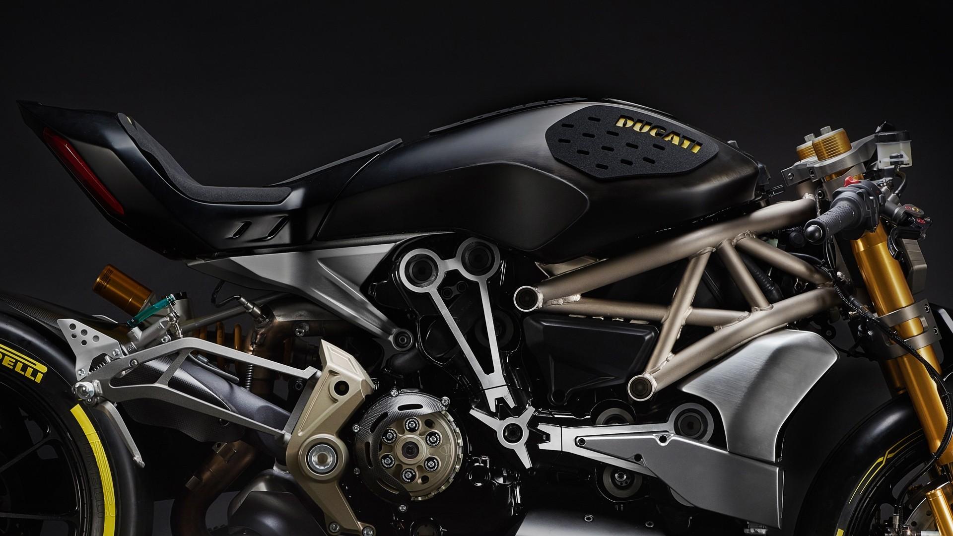 785c2221 Ducati Shows the draXter Concept, a Sport Interpretation of the ...