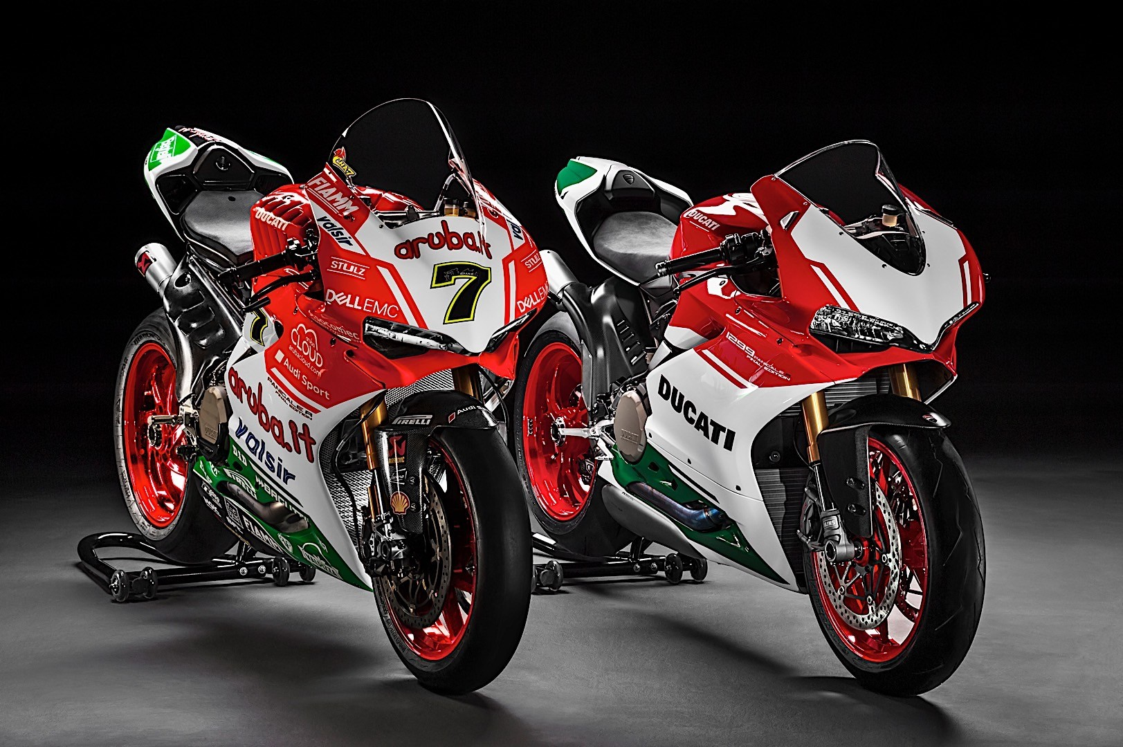 Ducati 1299 Panigale R Final Edition Unveiled: a 209 HP Beauty and Beast - autoevolution