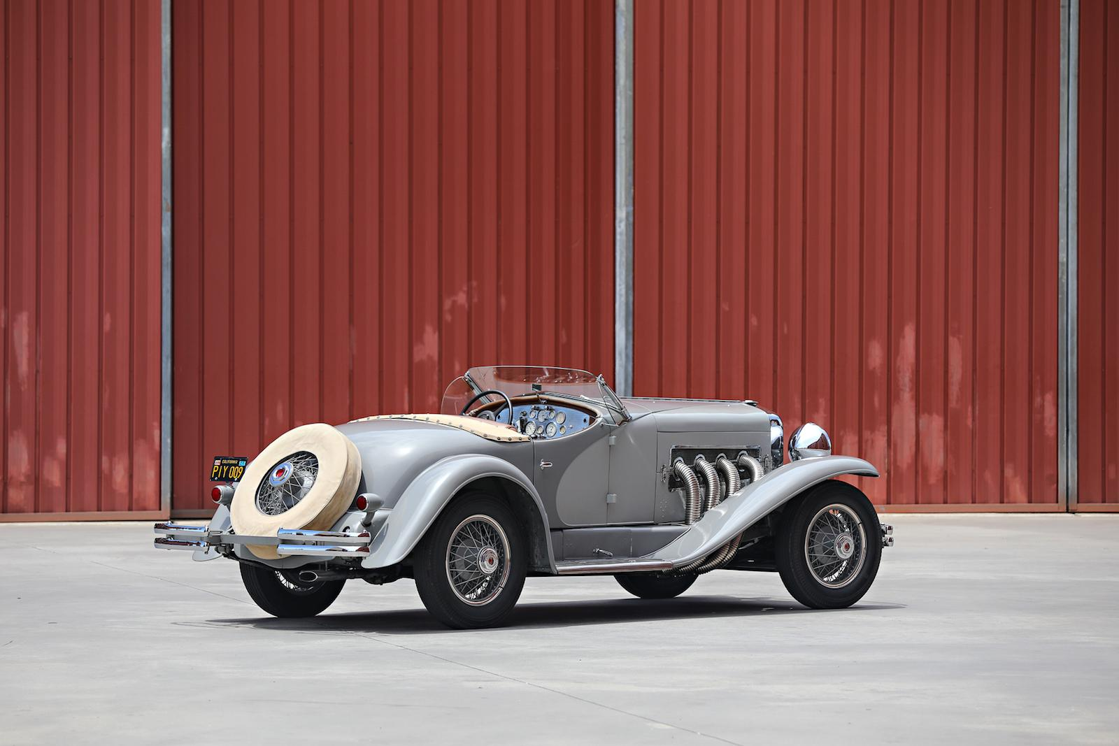 1935 duesenberg ssj becomes most expensive american car ever sold at auction autoevolution. Black Bedroom Furniture Sets. Home Design Ideas