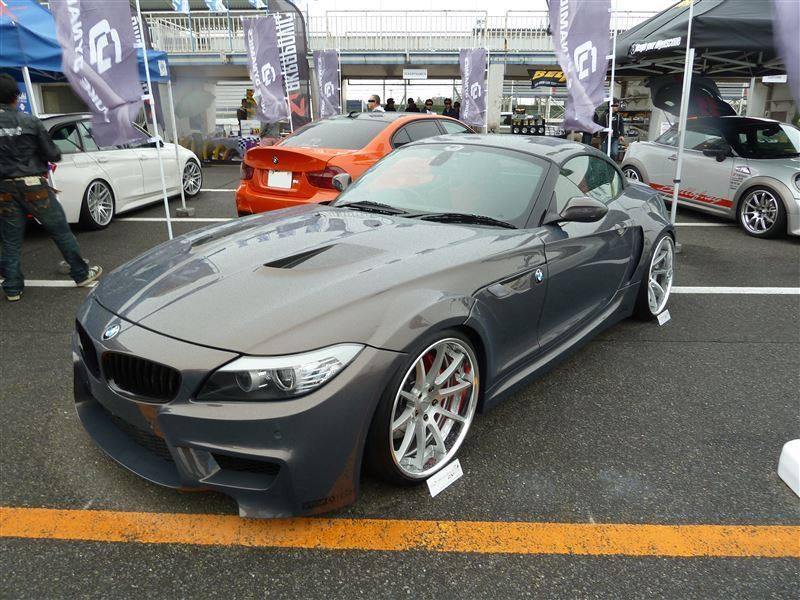DukeDynamics Introduces Widebody Kit for BMW E89 Z4 ...