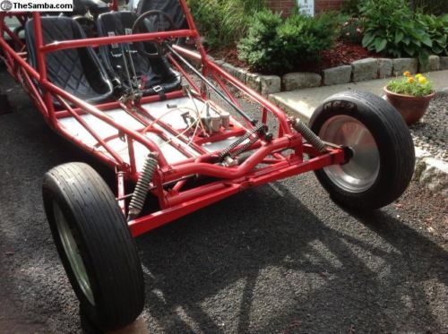 Dune Buggy With Porsche 911t Engine Is Somehow Street