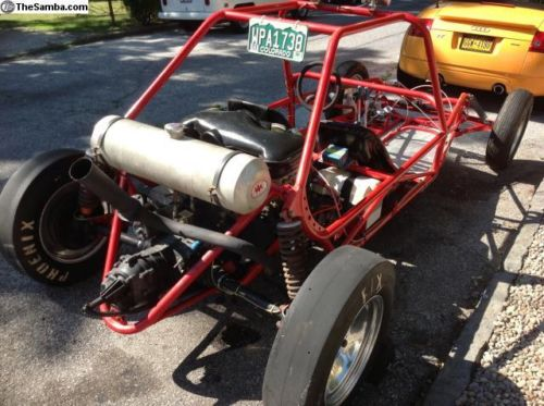 Dune Buggy With Porsche 911t Engine