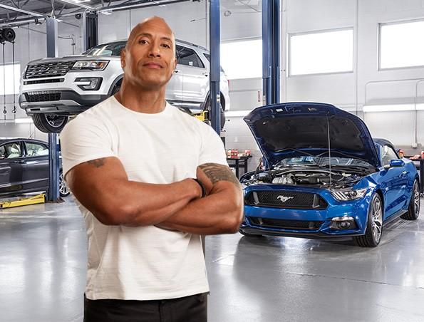 Dwayne The Rock Johnson Is A Lamborghini Aventador Driver On Set Autoevolution