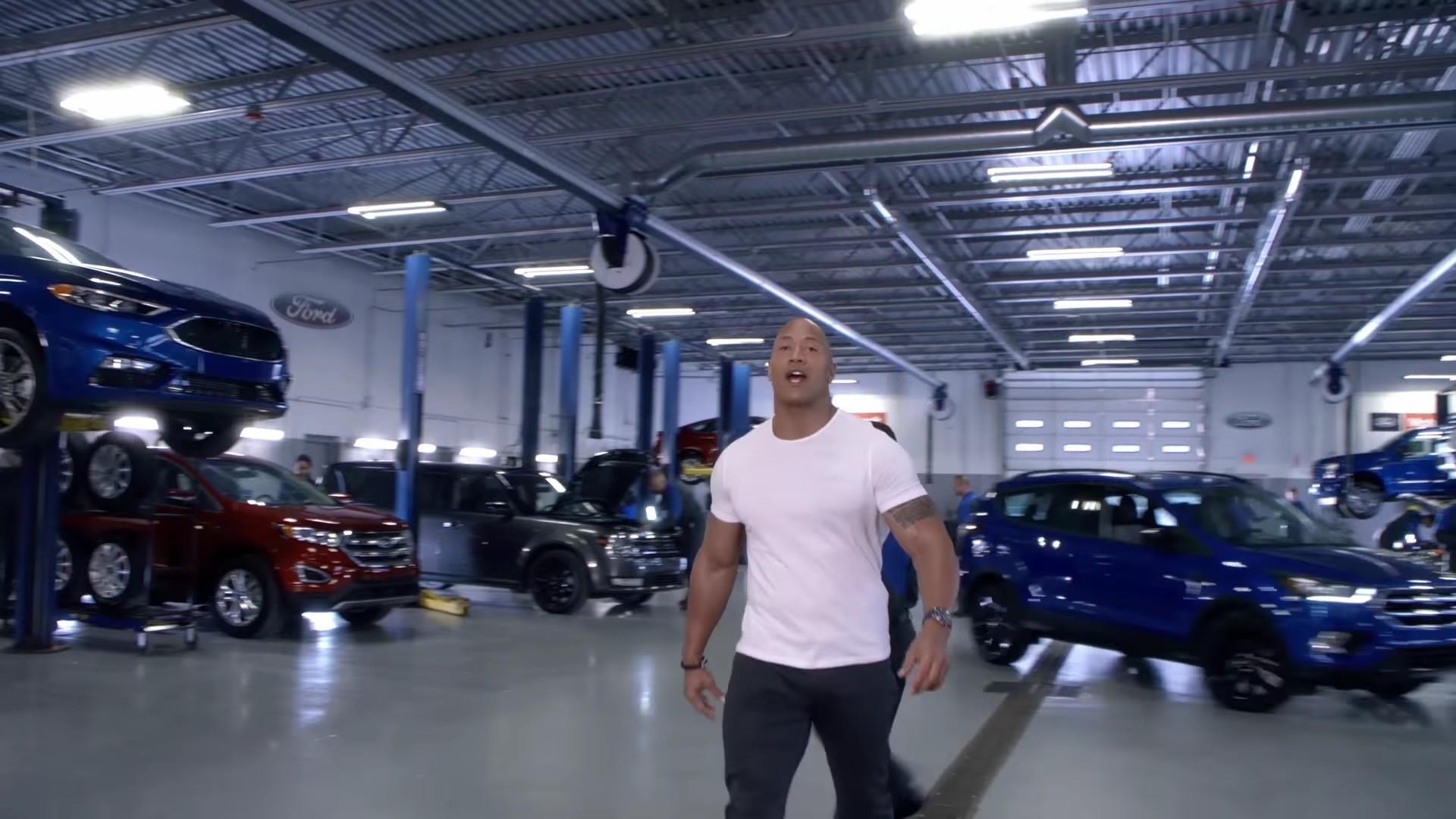Dwayne The Rock Johnson Is A Lamborghini Aventador Driver