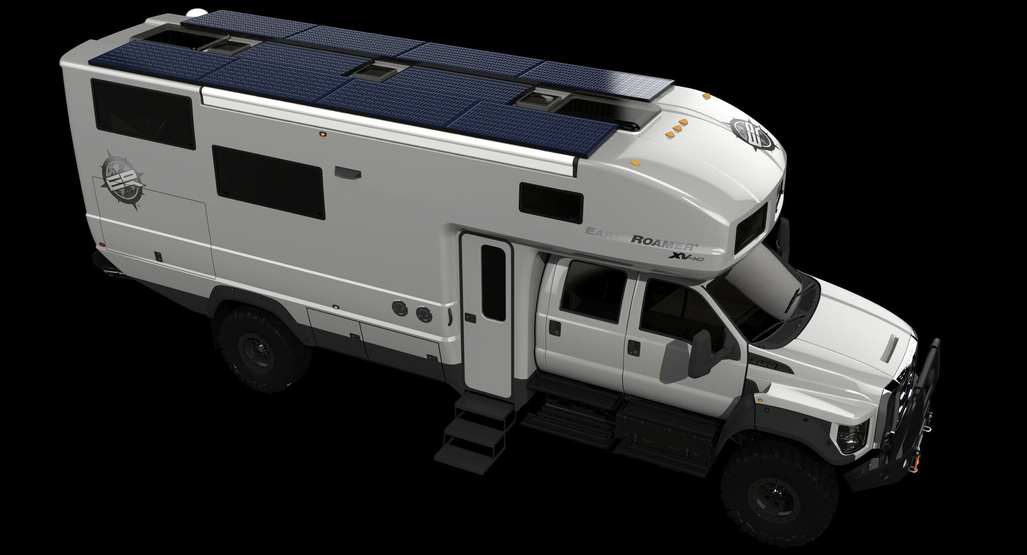 EarthRoamer XV-HD is a Ford F-650 Based RV Worth Almost $1 ...
