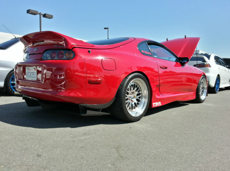ebay find 1000 hp toyota supra for sale video autoevolution. Black Bedroom Furniture Sets. Home Design Ideas
