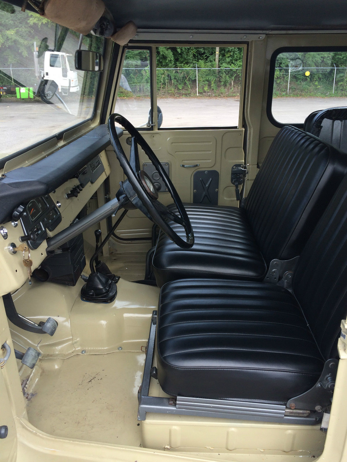 Toyota For Sale By Owner >> eBay Find: 500-Mile '71 Toyota Land Cruiser - autoevolution
