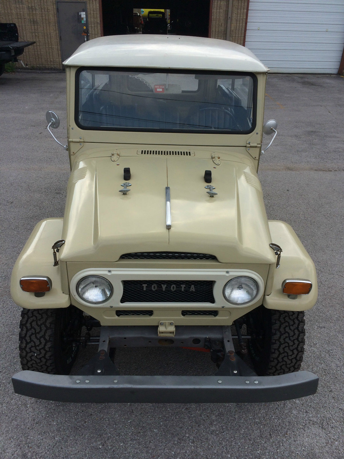 Toyota Fj40 For Sale >> eBay Find: 500-Mile '71 Toyota Land Cruiser - autoevolution