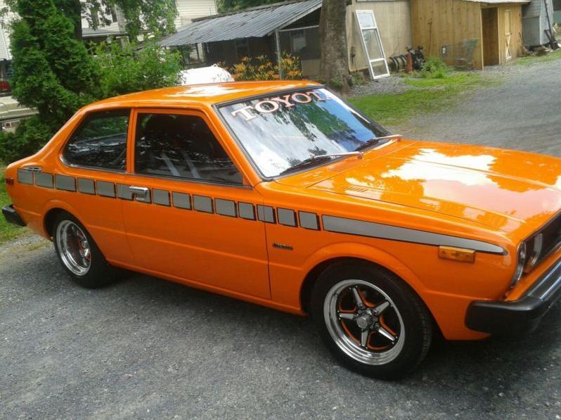 Ebay Find Unique 1978 Toyota Corolla