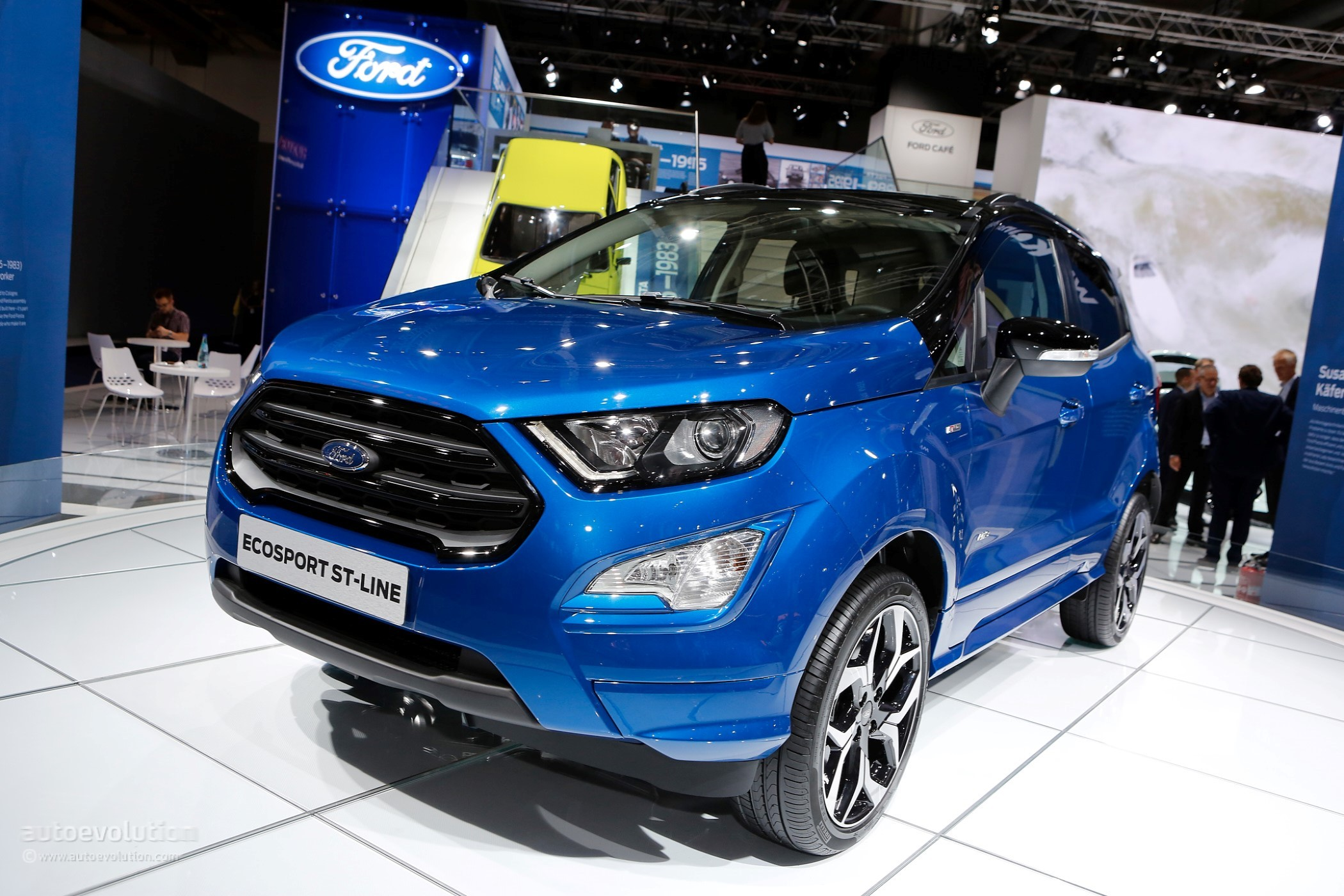 ford might assemble ecosport in romania for european. Black Bedroom Furniture Sets. Home Design Ideas