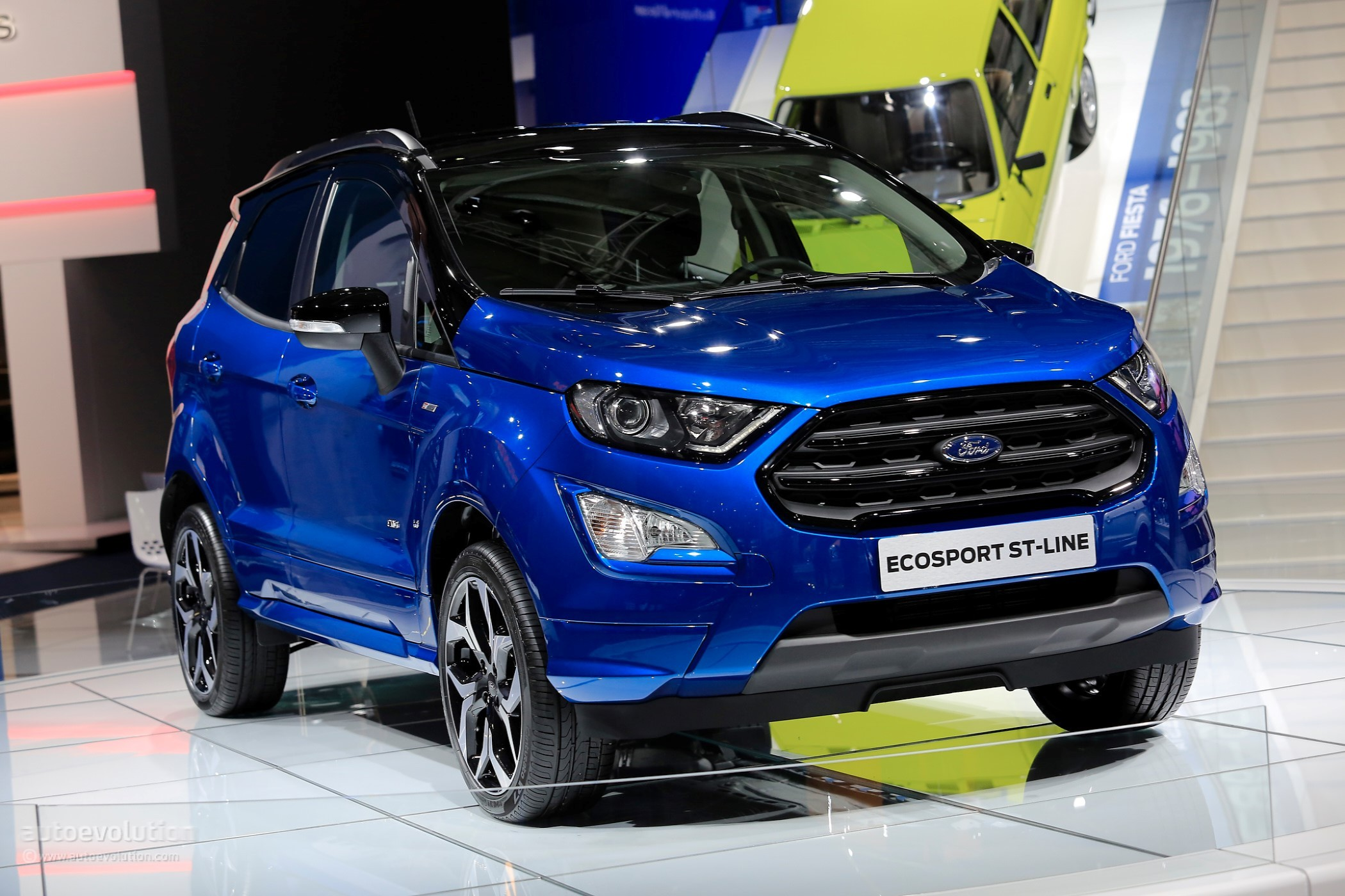 Used Ford Edge For Sale >> Ford Might Assemble EcoSport in Romania for European Market - autoevolution