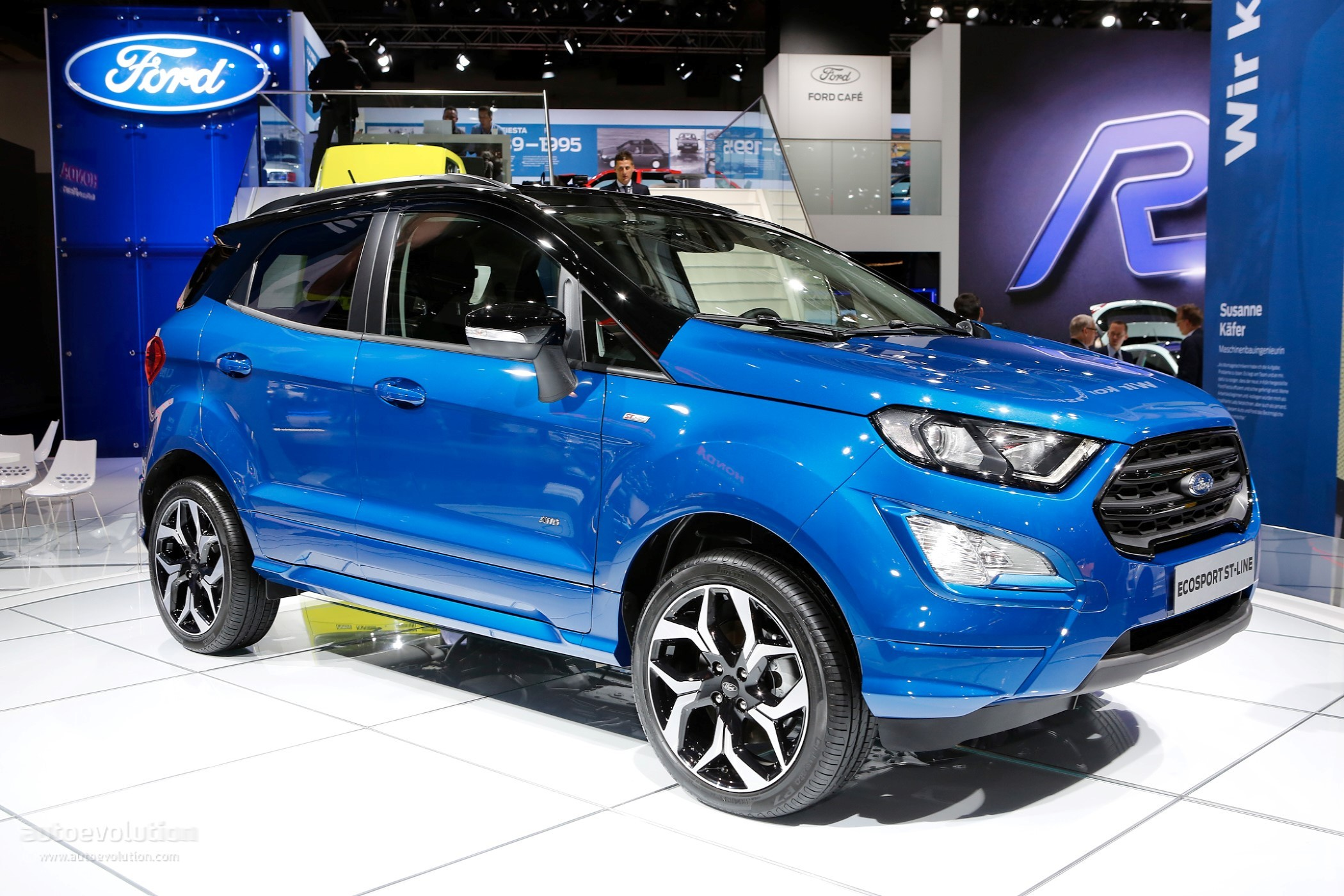 ford might assemble ecosport in romania for european market autoevolution. Black Bedroom Furniture Sets. Home Design Ideas