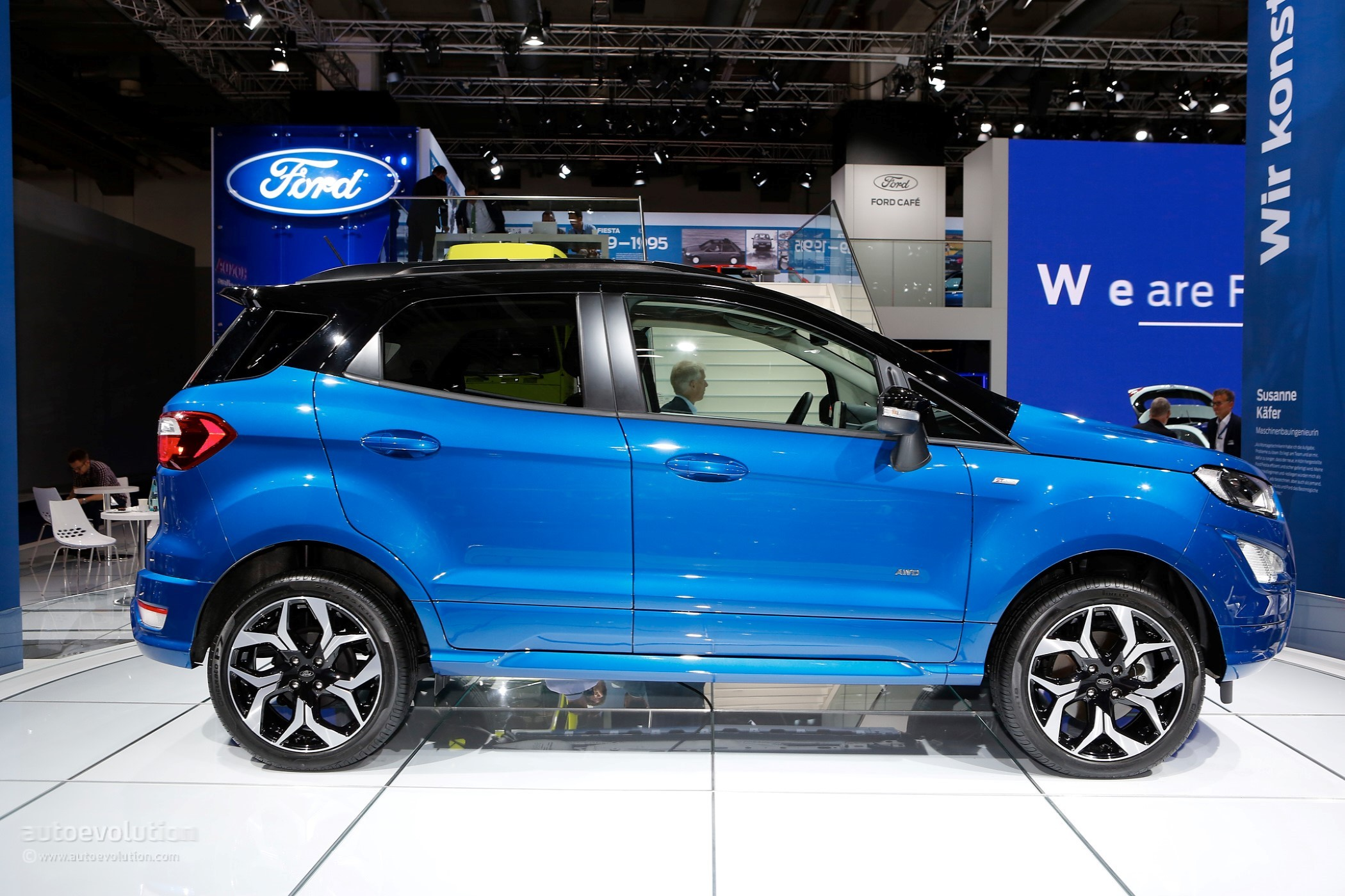 Ford Edge 2013 >> Ford Might Assemble EcoSport in Romania for European Market - autoevolution