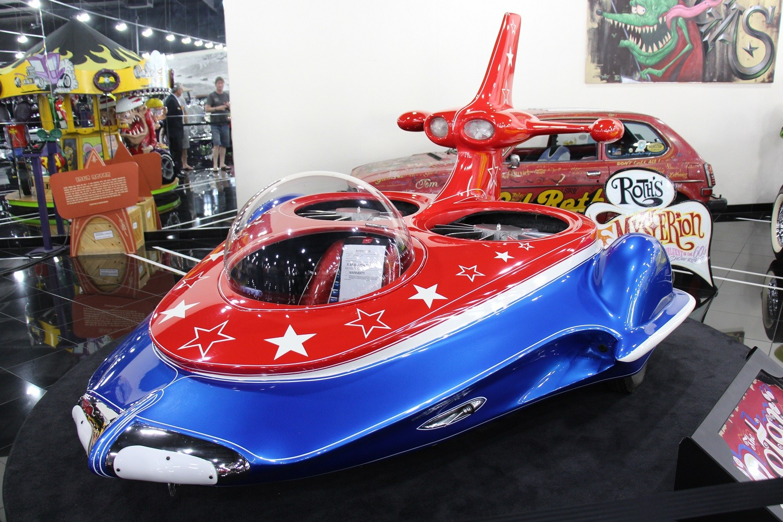 Ed Roth: The Car Customization King Of The 1960s