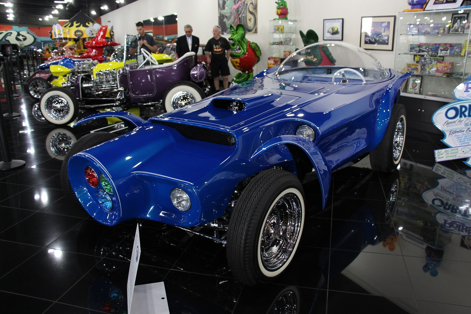 Ed Roth: the Car Customization King of the 1960s - autoevolution