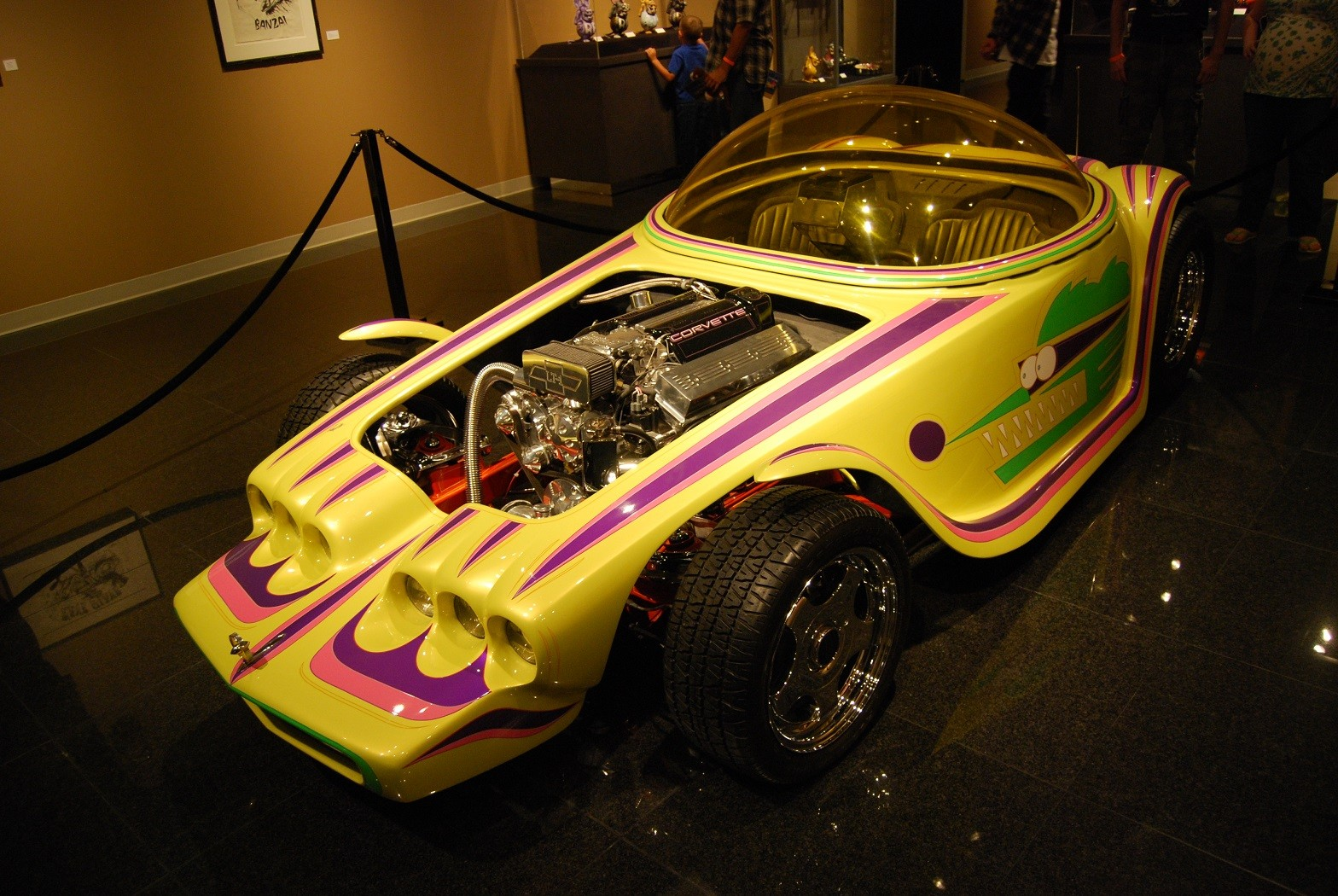 Ed Roth The Car Customization King Of The 1960s Autoevolution