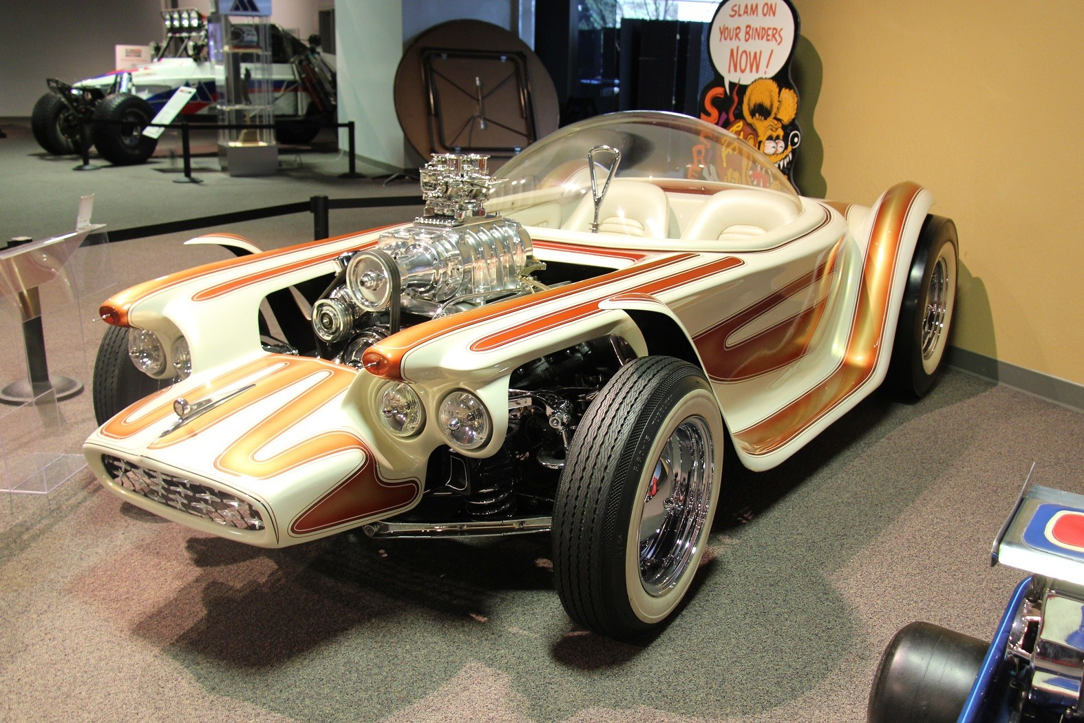Ed Roth The Car Customization King Of The 1960s
