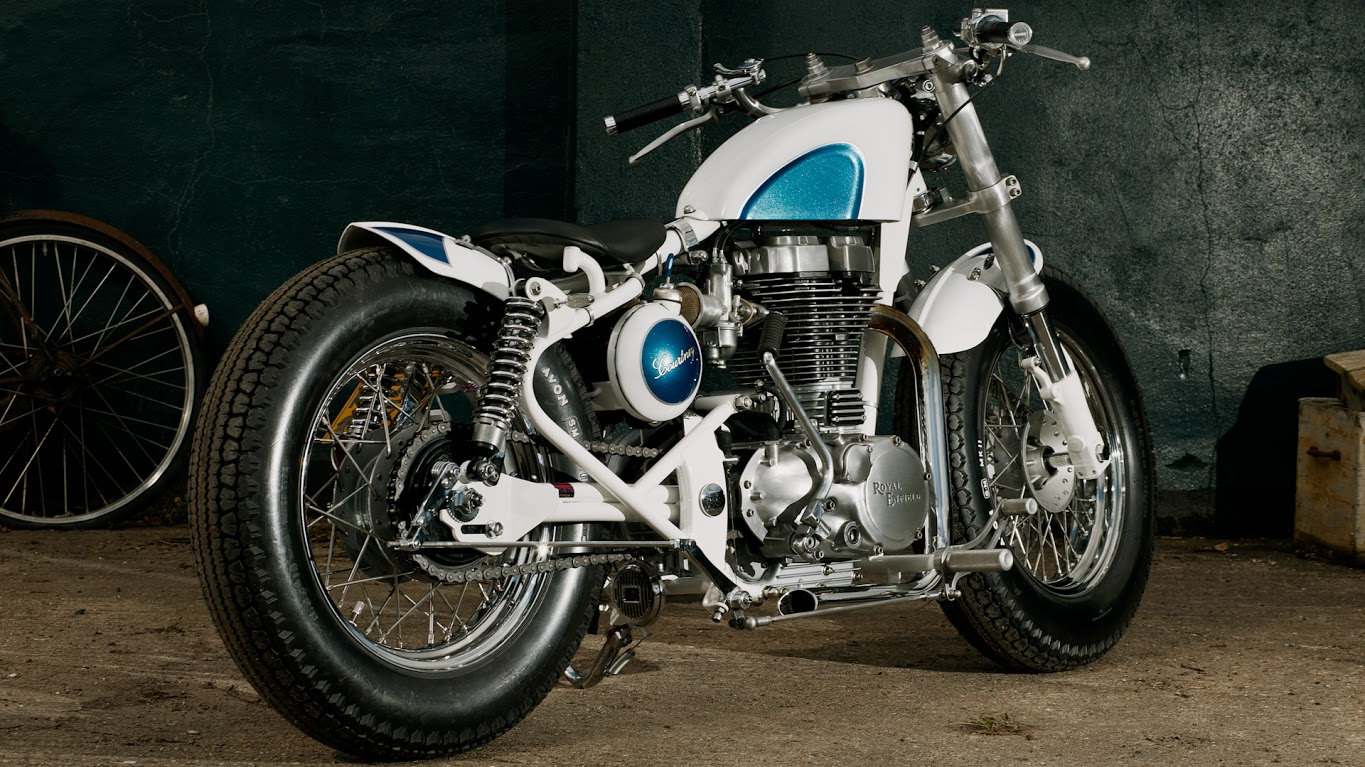 EFI, Old Empire Motorcycles' Sweet Bullet Electra