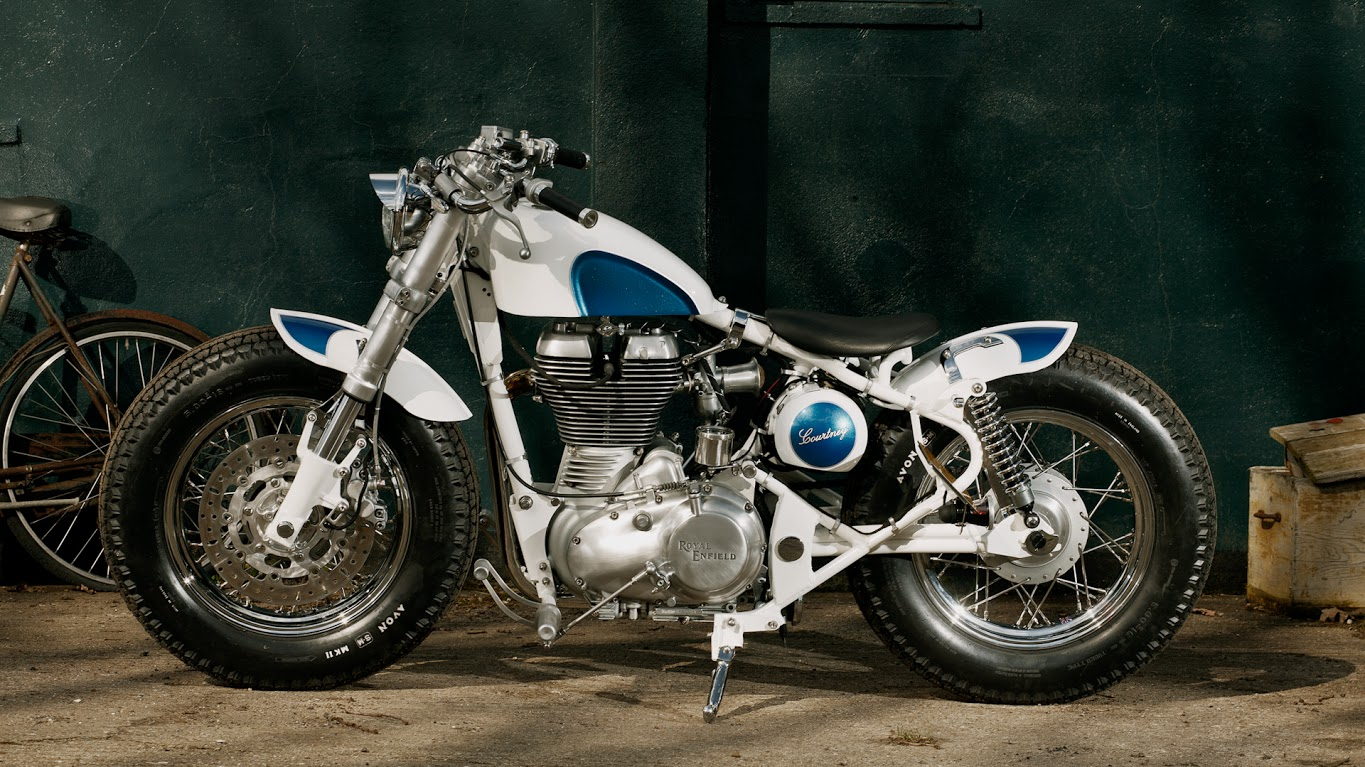 Efi Old Empire Motorcycles Sweet Bullet Electra