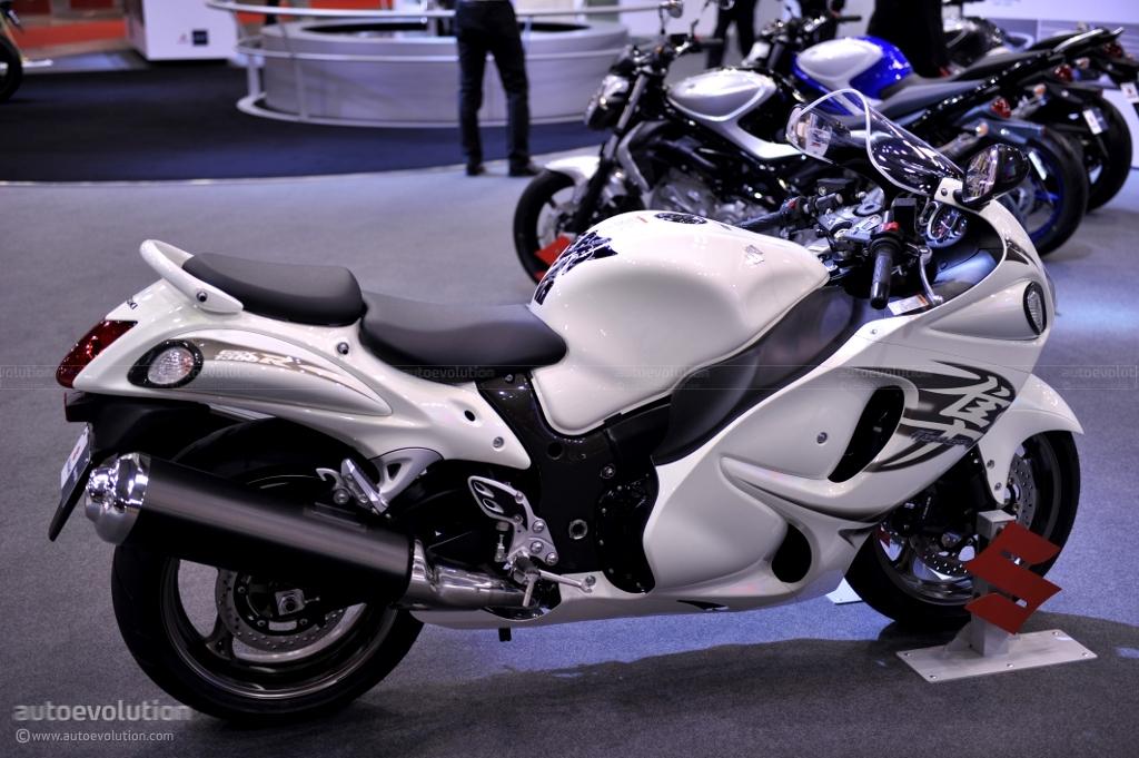 EICMA 2010: 2011 Suzuki Hayabusa [Live Photos] - autoevolution