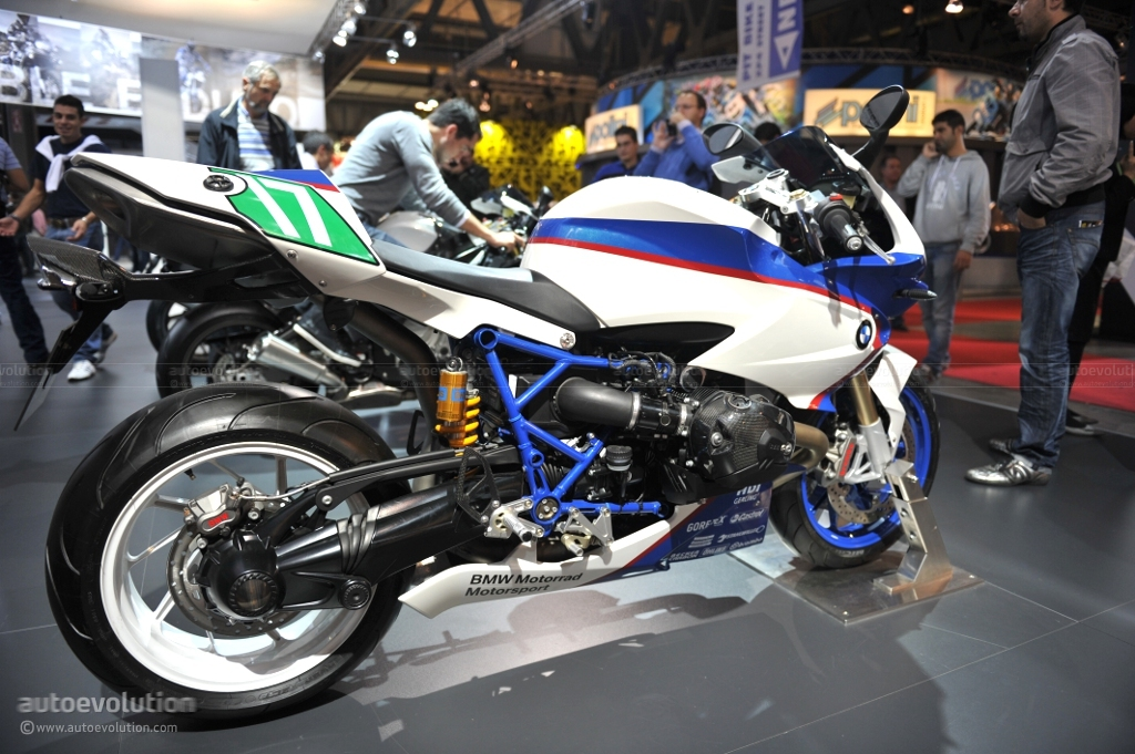 Eicma 2010 Bmw Hp2 Sport Live Photos Autoevolution