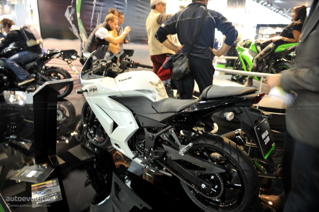 Kawasaki Uk Launches New Financing Offers Autoevolution