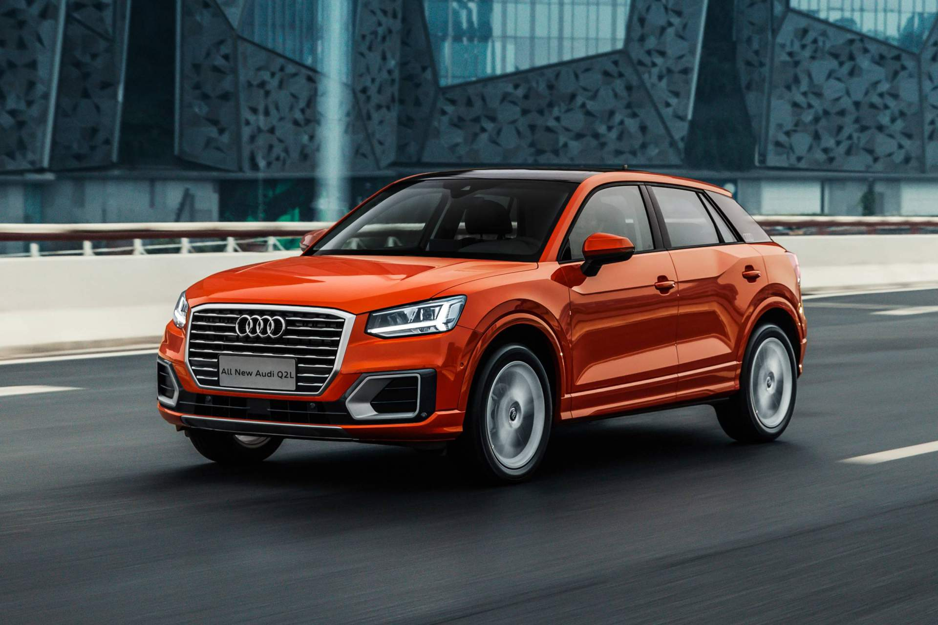Electric Audi Q2 L e-tron to Be Launched in China in 2019 - autoevolution