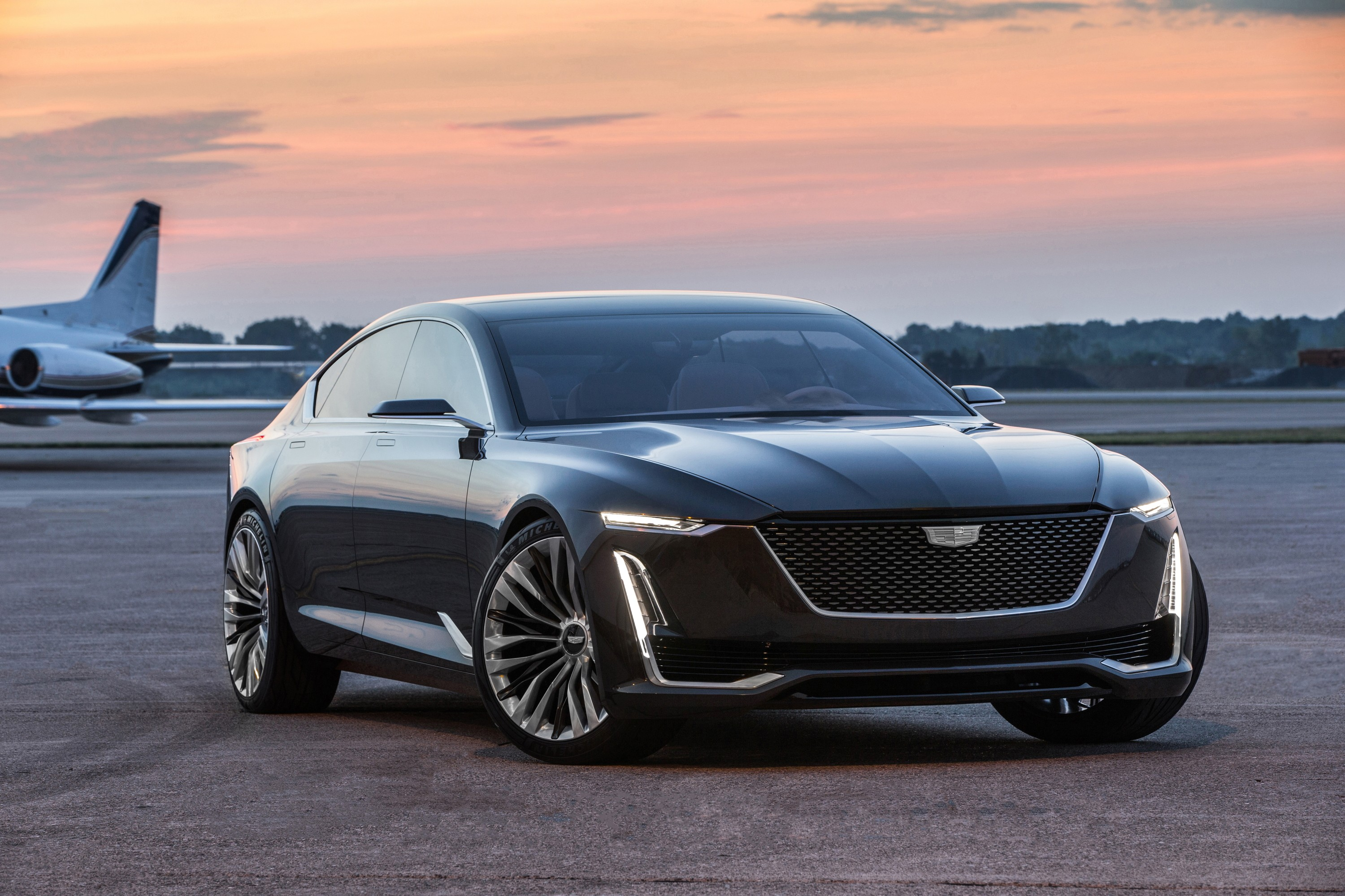 Electric Cadillac Due In 2021 Autoevolution