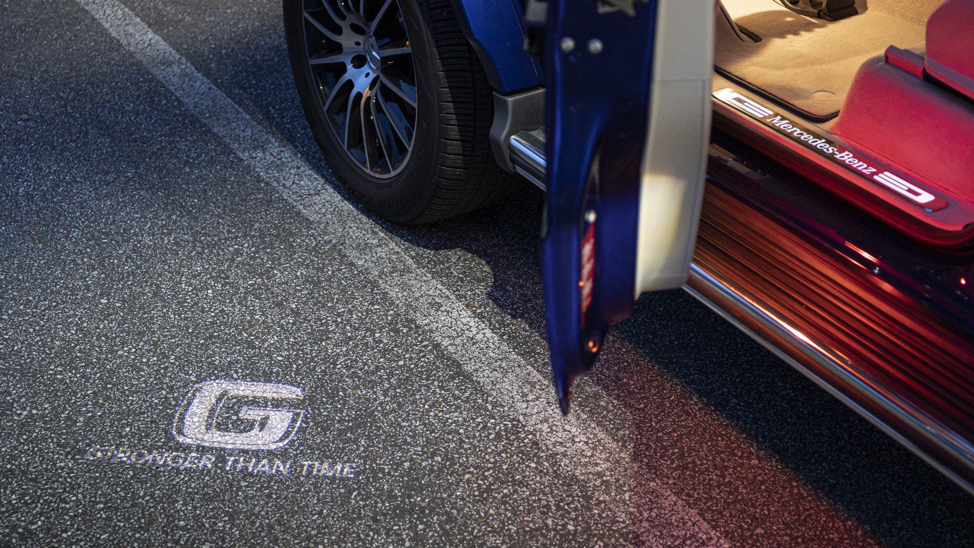 Mercedes-Benz EV G-Class Confirm