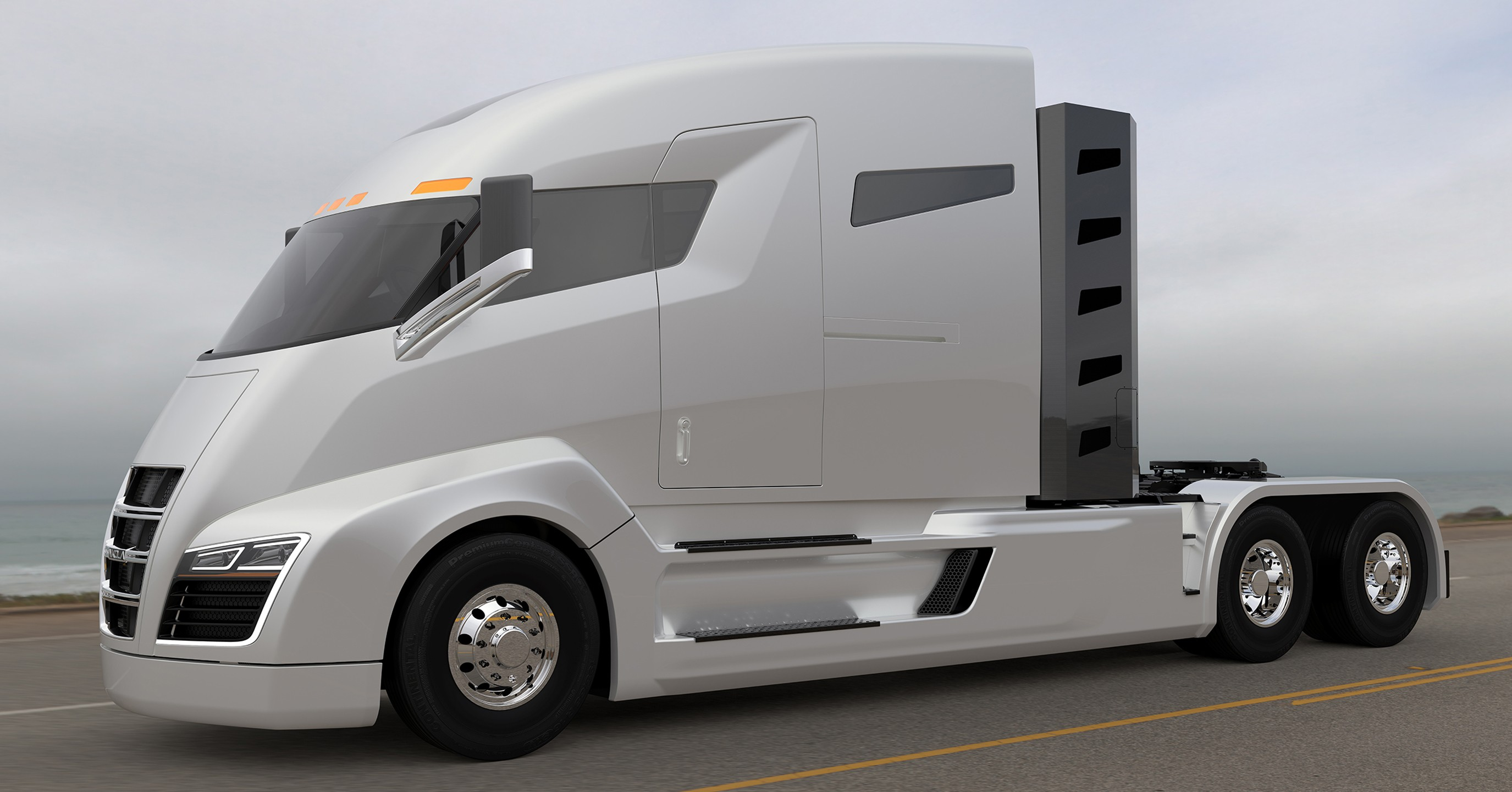 The Company Will Unveil Its First Electric Truck Prototype On December 2 2016 In Salt Lake City But Has Over 7 000 Reservations For Production Model