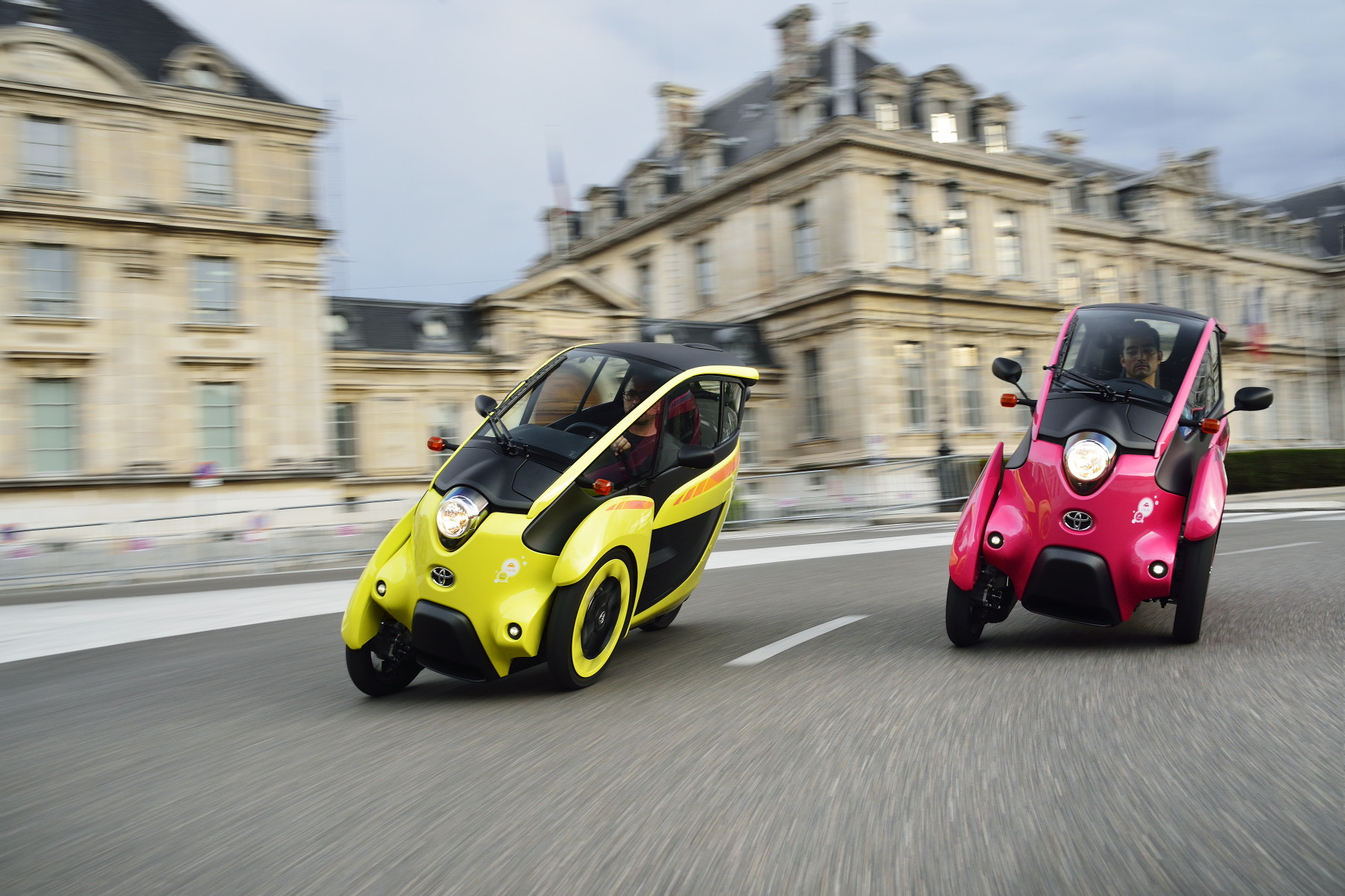 Toyota in france