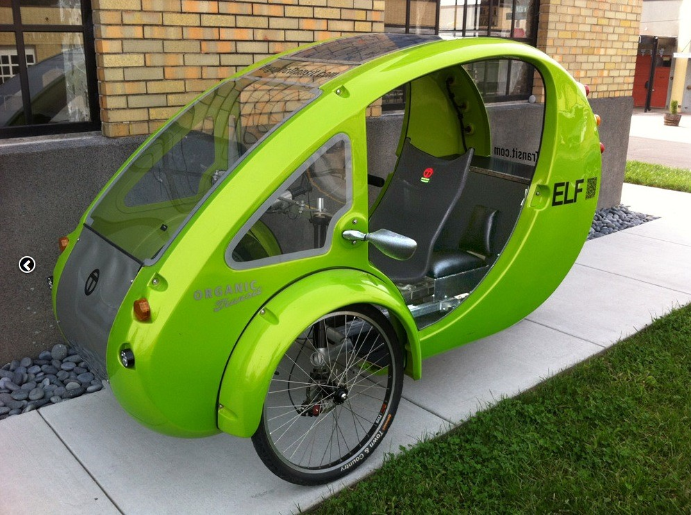 elf solar velomobile now available with two seats autoevolution. Black Bedroom Furniture Sets. Home Design Ideas