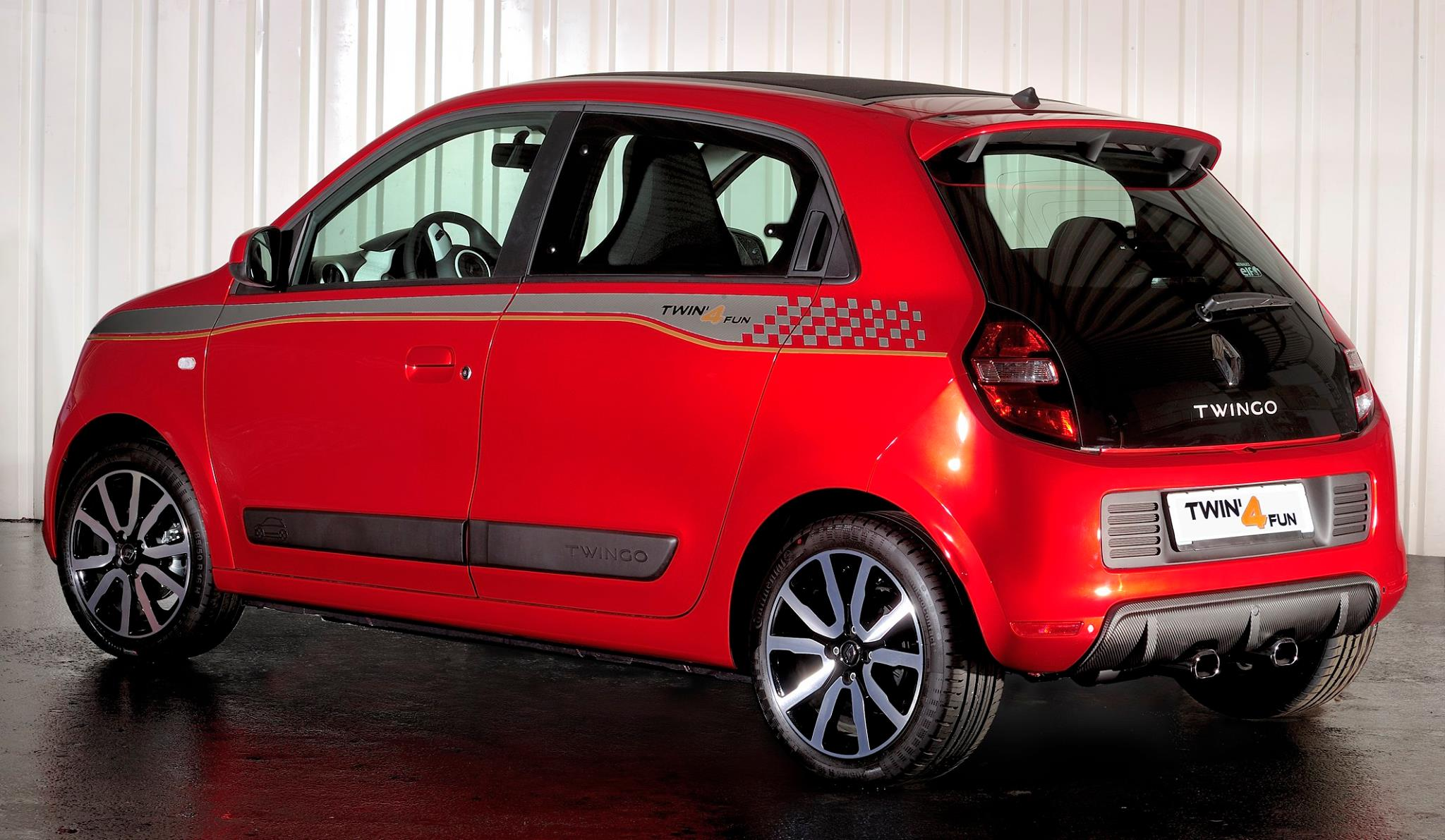 Elia Renault Twingo Gt With 111 Ps Has A 185 Km H Top