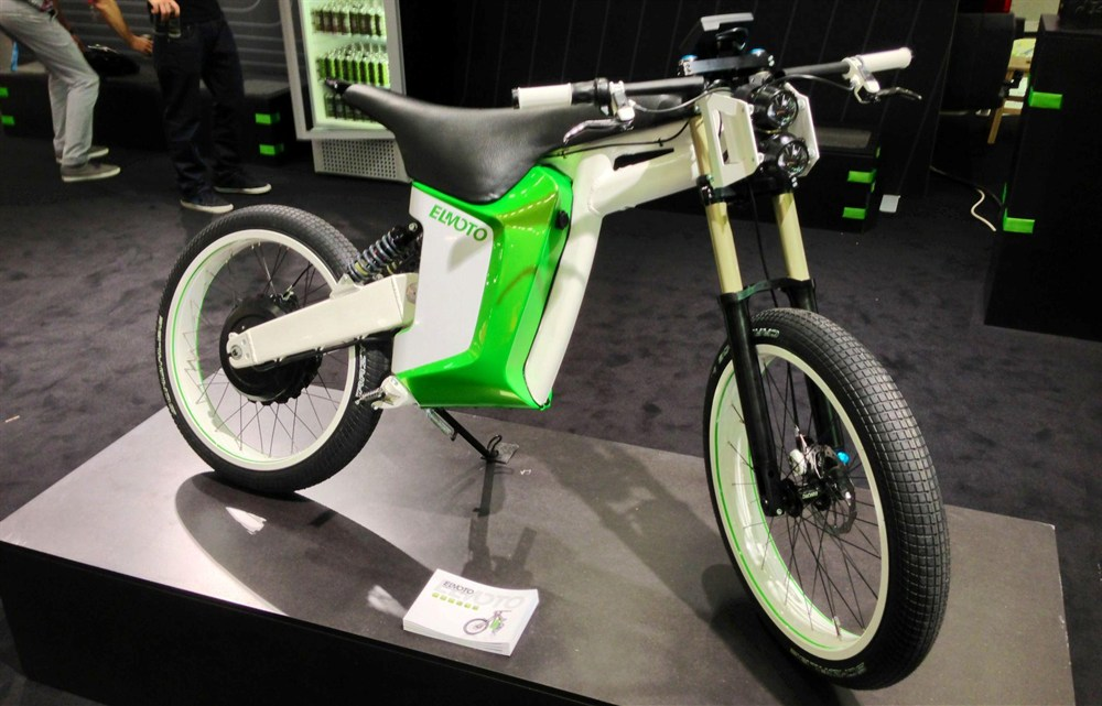 Elmoto Shows Hr 3 Electric Bike Autoevolution