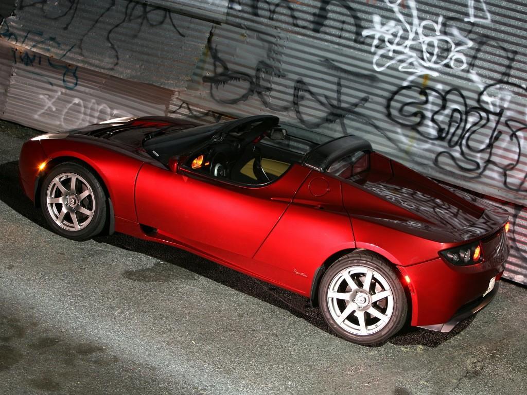 elon musk confirms new tesla roadster in tweet autoevolution. Black Bedroom Furniture Sets. Home Design Ideas