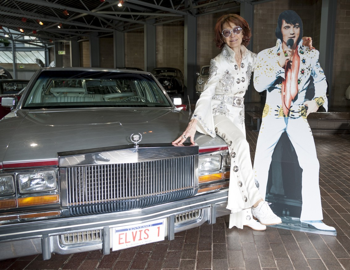 Elvis Presley Once Owned This 1976 Cadillac Seville