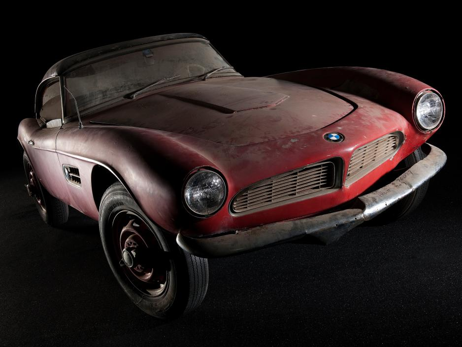 elvis presley 39 s bmw 507 to be restored by the german manufacturer autoevolution. Black Bedroom Furniture Sets. Home Design Ideas