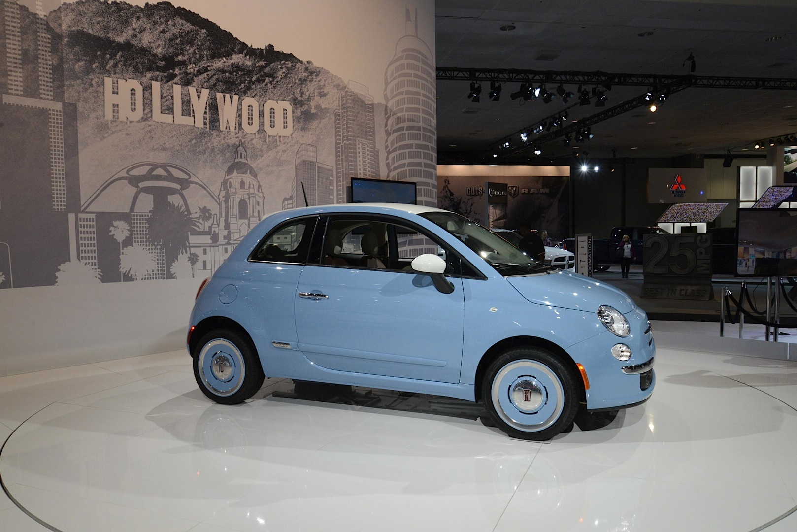 Embarrassing New Fiat Vintage Edition Is Actually Old Photo Gallery