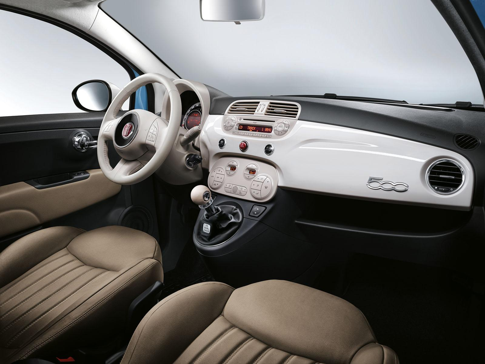 Embarrassing New Fiat 500 Vintage 57 Edition Is Actually Old Autoevolution