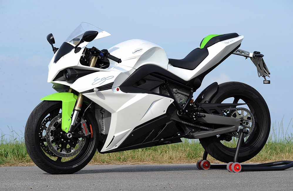 Energica Ego Crosses The Pond Arrives In The Us For Test