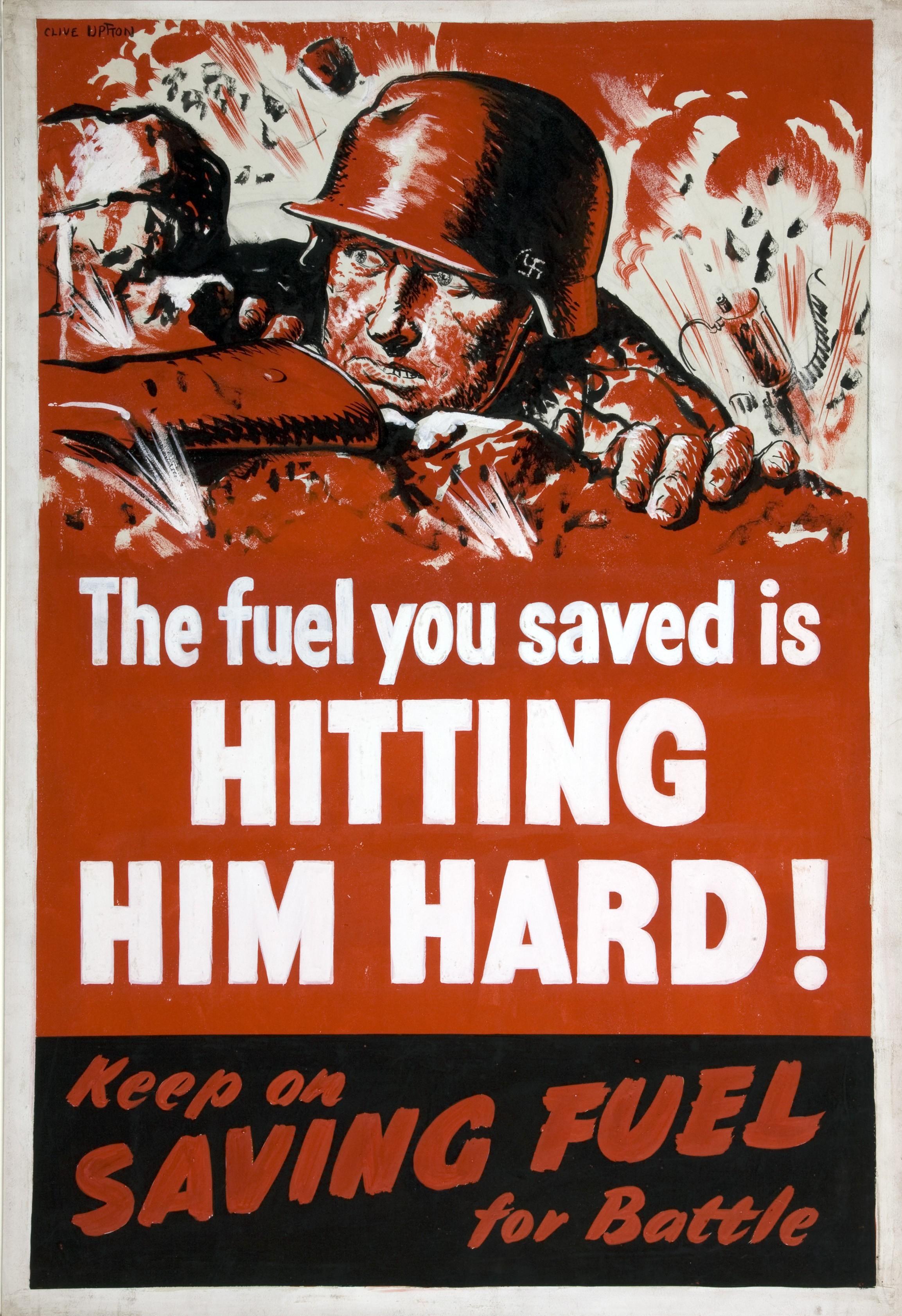 Epa Testing Procedures World War Ii Fuel Related Poster Mpg Sticker
