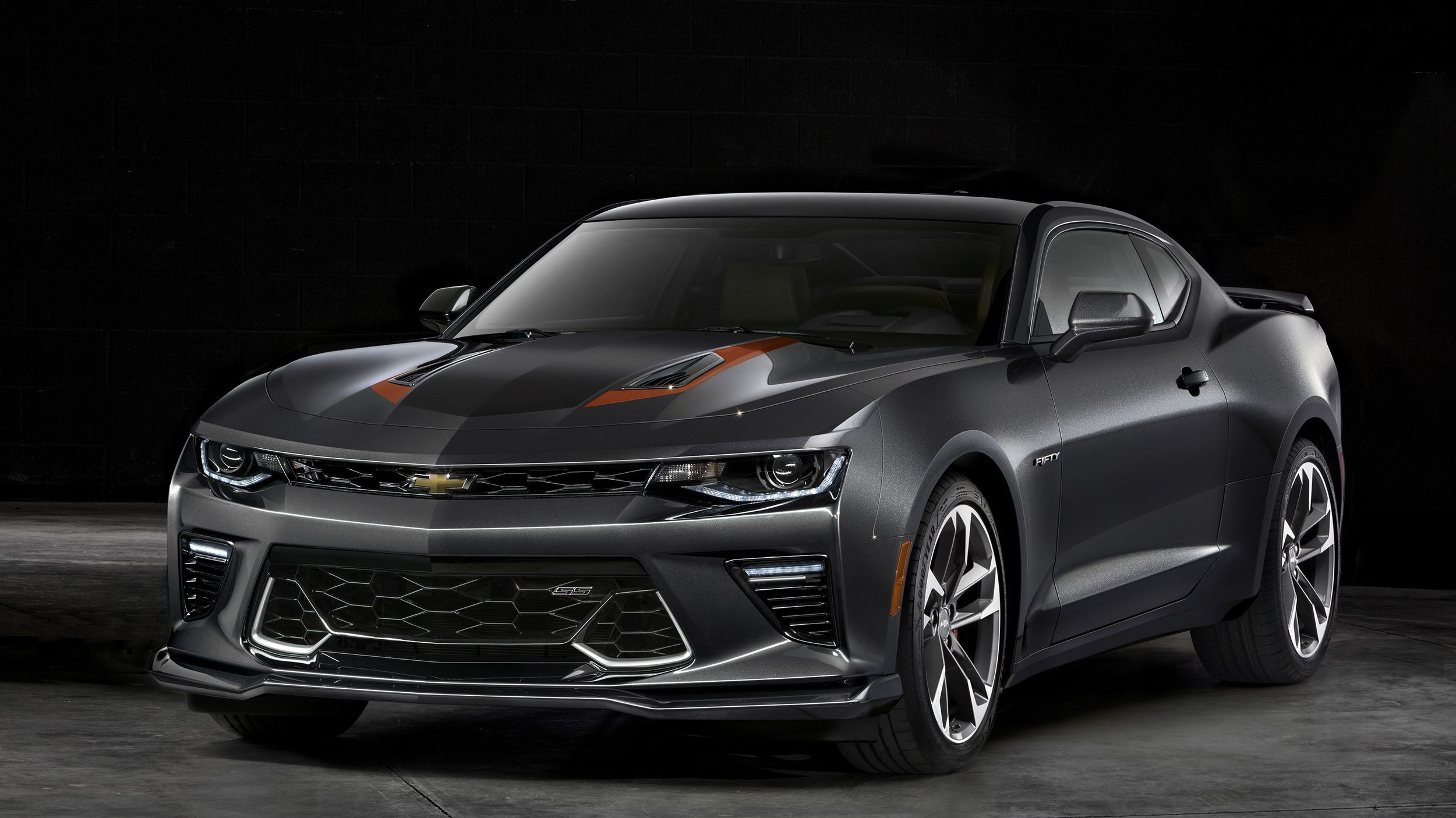 epic 50th anniversary edition camaro is epic according to chevrolet