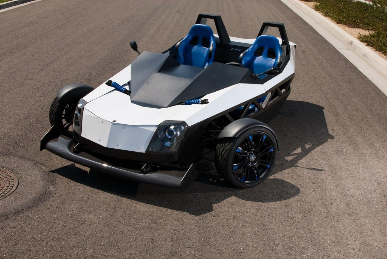 Epic Ev Torq 200 Electric Hp On Three Wheels Autoevolution