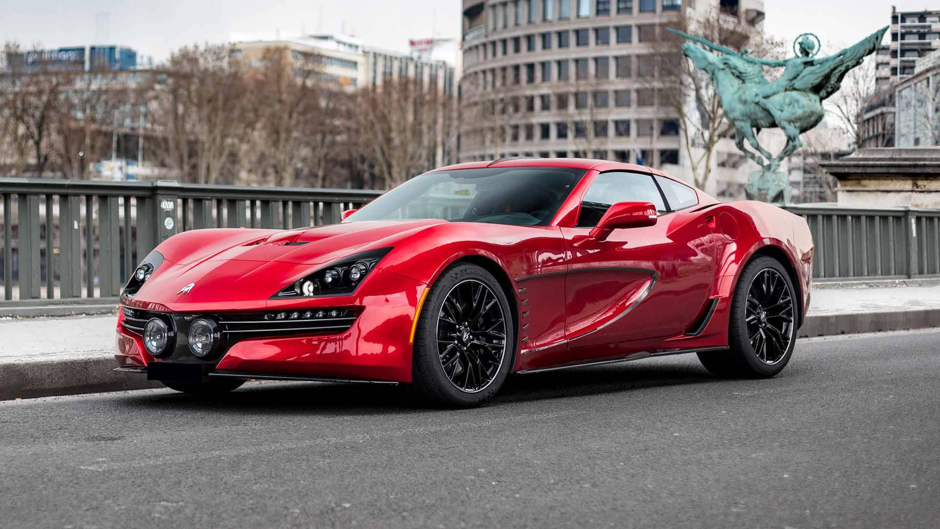 C7 Corvette-based Equus Throwback Limited To 25 Units, Starts At $130,000 - autoevolution