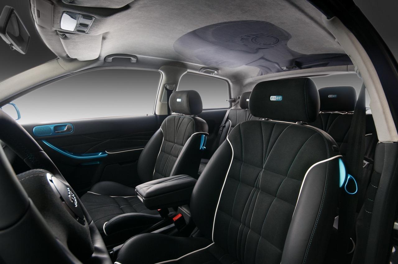 Eset Gets A Nod32 Audi A3 Antivirus Car From Vilner